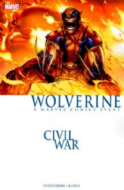 Civil War Wolverine Trade Paperback TPB
